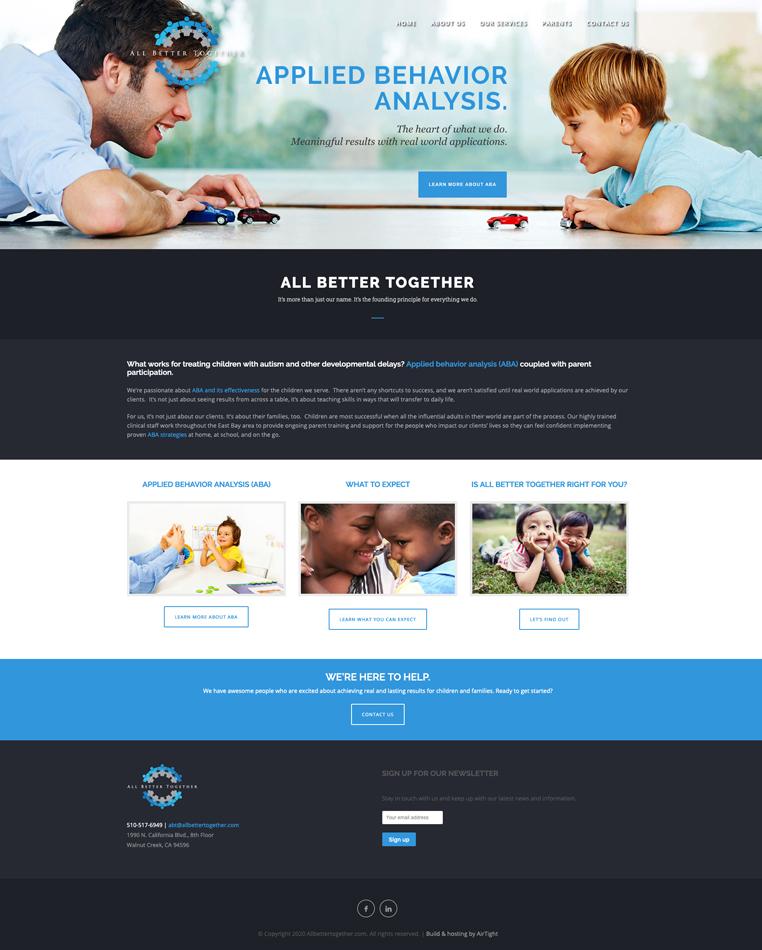 Web Design Web Development Walnut Creek Sonora Ca Airtight